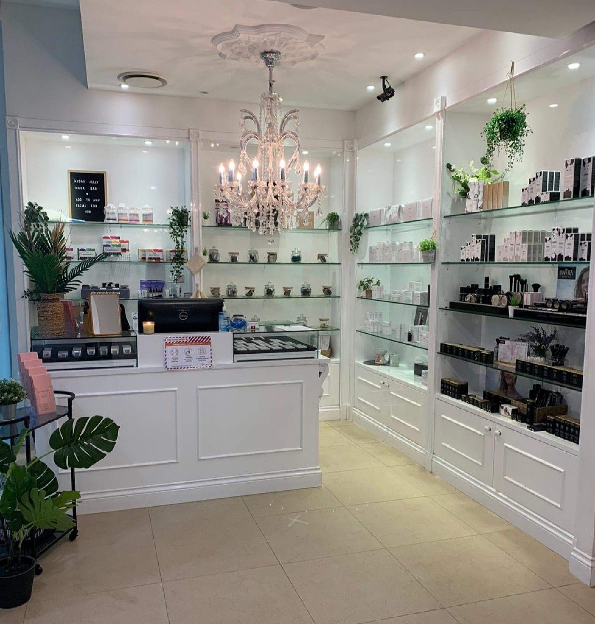 SPRING SPA SKIN AND BEAUTY